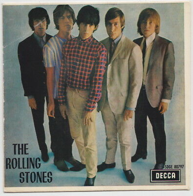 The ROLLING STONES * If You Need Me * 1964 SPAIN EP * 60's BEAT *