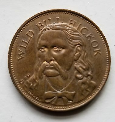 Wild Bill Hickok coin