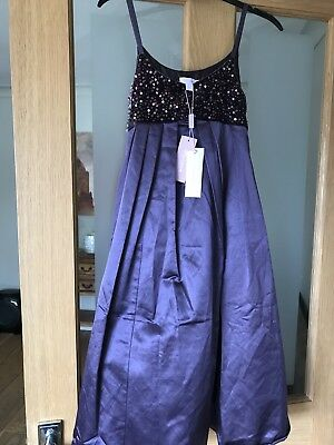 Monsoon Girls Party Dress Age 9/10