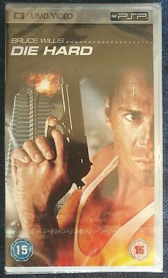 Die Hard (UMD VIDEO DISC 2008) Sony PSP *BRAND NEW AND SEALED*