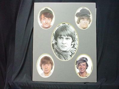 NobleSpirit NO RESERVE {3970} Original Early Portrait Photos of THE MONKEES
