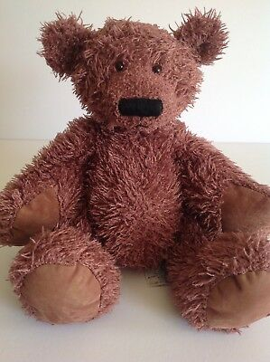 "Alice's Bear Shop Philpot 14"" Teddy Bear, Russ Berrie Retired -  LAST CHANCE"