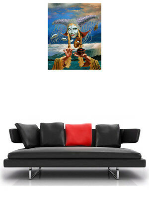 HD Canvas Print home decor wall art painting michael cheval 20 No Frame H784