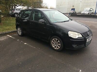 Volkswagen Polo 1.4TDI (80PS) SE Hatchback 5d 1422cc SPARES OR REPAIR