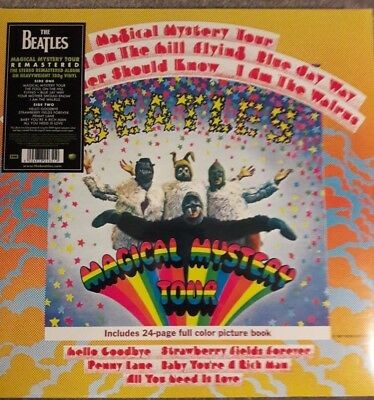 The Beatles-Magical Mystery Tour Capitol SMAL-2835 GarefoldUS Press LP Stereo