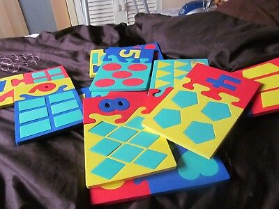 Childrens educational toy game counting/numbers