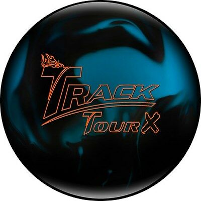 Track Tour X Solid Bowling Ball  16 lb 1ST QUALITY  NEW IN BOX!
