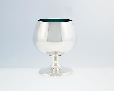 Antique Gorham 925 Sterling Silver 955 Green Enameled Cordial Cup Shot Glass