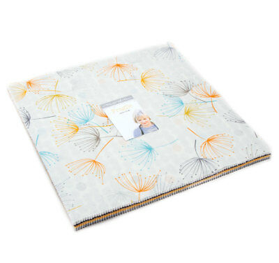Quilting Fabric Layer Cake  - Moda Fragile From Zen Chic X 42