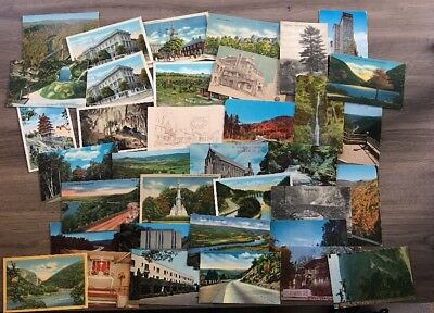 30+ Piece Lot Of Pennsylvania Postcards. Philadelphia,Pittsburgh,And Many More!!