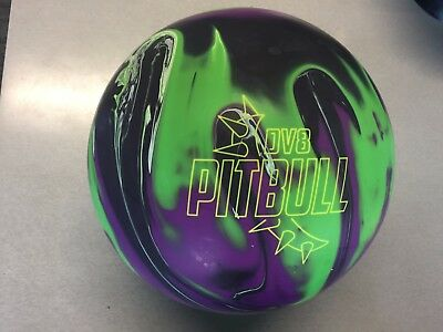DV8 PITBULL PRO CG BOWLING  ball  15 lb.  BRAND NEW IN BOX!!!