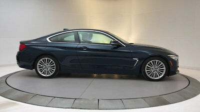 2014 BMW 4-Series 428i 428i 4 Series 2 dr Coupe Gasoline 2.0L 4 Cyl Midnight Blue Metallic