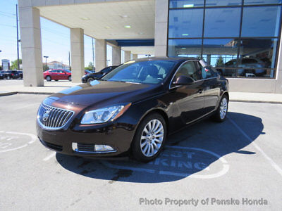 2011 Buick Regal 4dr Sedan CXL Turbo TO3 (Russelsheim) *Ltd Avail* 4dr Sedan CXL Turbo TO3 (Russelsheim) *Ltd Avail* Automatic 2.0L 4 Cyl BROWN
