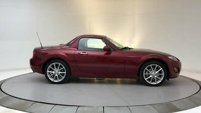 2012 Mazda MX-5 Miata 2dr Convertible Automatic Touring 2dr Convertible Automatic Touring Low Miles Gasoline 2.0L 4 Cyl Copper Red Mica
