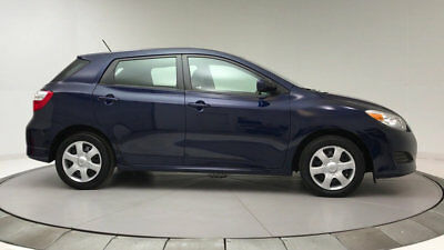 2010 Toyota Matrix 5dr Wagon Manual FWD 5dr Wagon Manual FWD Low Miles 4 dr Manual Gasoline 1.8L 4 Cyl  BLUE