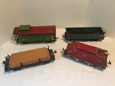 Lionel  prewar standard gauge Train Set