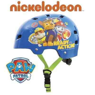 Azur Kids Scooter Helmet Licensed T35 - Paw Patrol