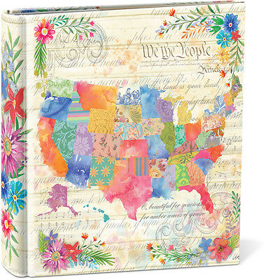 Punch Studio Everyday Collection Photo Album - America The Beautiful 42767