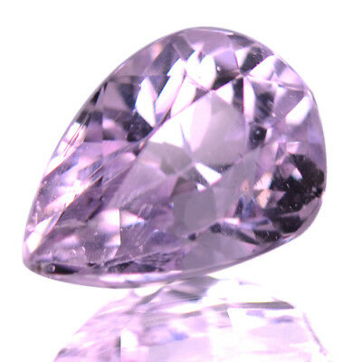 6.25 Ctw Blasting Pear 12x9 mm Fine Color Natural Pakistan Kunzite