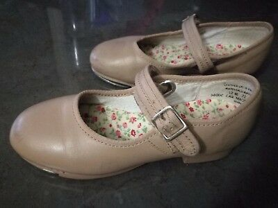 Kids Leather Tap Shoes