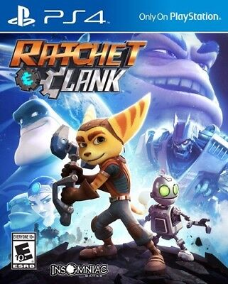 Ratchet & Clank (us Import)  - PlayStation 4 game - BRAND NEW