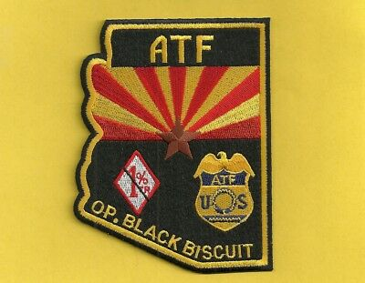 Arizona State Shape- A.t.f.-Operation Black Bisscuit- Hells Angels Undercover Op