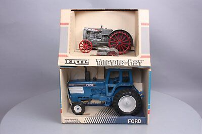 Ertl Die-Cast 1/16 Scale 218 CASE Tractor & Ford TW-25 (2) LN/Box