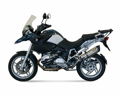 Exhaust MIVV SUONO in stainless steel for BMW R 1200 GS 08-09 TYPE: R12 0303A