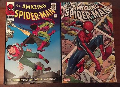 Amazing Spider-man Omnibus Vol 2 and 3 Lot Lee Romita Kane NM Condition