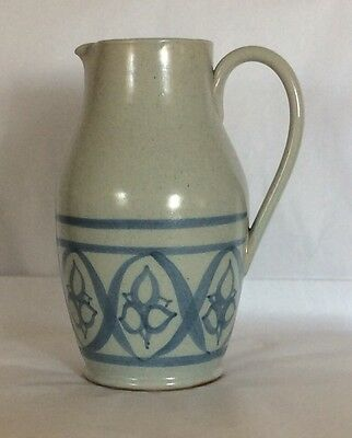 BUCHAN - Portobello - Scottish Studio Pottery -  Jug - 19.5 cms
