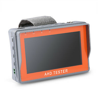 AHD Video CCTV Camera Tester LCD Monitor Touchscreen PTZ Network Cable Testing