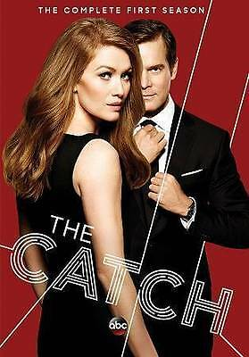 The Catch: The Complete First Season (DVD, 2016, 2-Disc Set)
