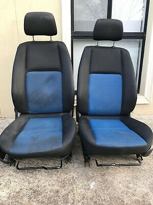 Holden VE SV6 Commodore Cloth Seats