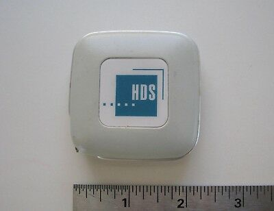 Vintage HDS (Hitachi Data Systems) Advertising Pocket Measuring Tape