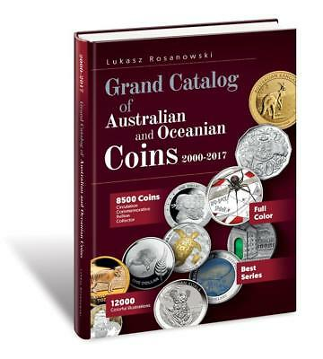 Grand Catalog of Australian and Oceanian Coins 2000–2017,