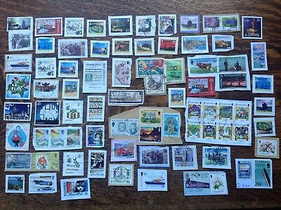 Latest Guernsey Stamps Kiloware