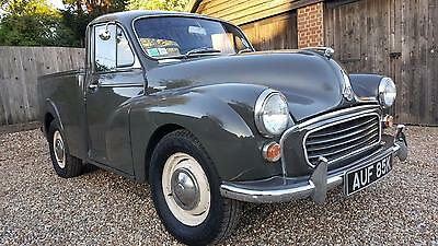 Morris Minor Moggy Pick Up Pickup Truck Van Classic! £7295 Offers Px Why