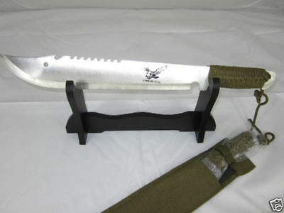 Full Tang Jungle Machete & Sheath [Sword/Machete/Dagger/Knife/Weapon] A563