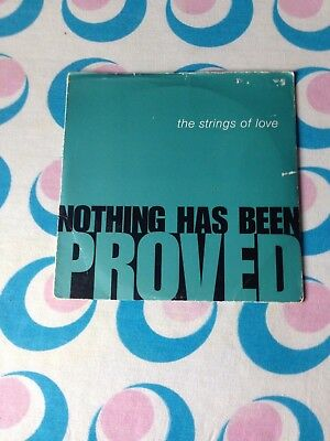 Pet Shop Boys Cover - Nothing Has Been Proved - Strings Of Love