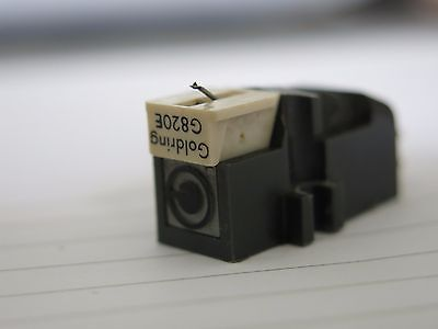 GOLDRING 800 Cartridge with G820E Styles