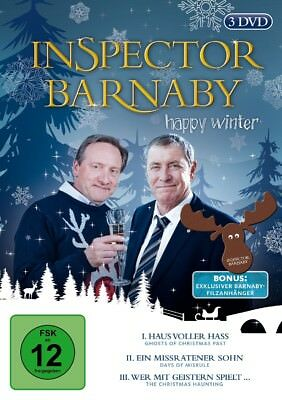 Inspector Barnaby - Inspector Barnaby - Happy Winter, 3 DVD