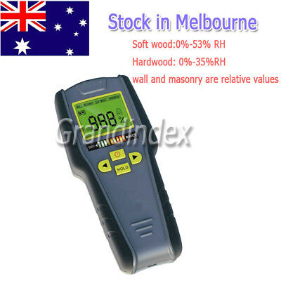 4 IN 1 Digital Non Invasive Inductive Moisture Meter