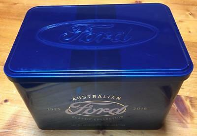 2017 FORD CLASSIC 50 CENT COMPLETE COIN COLLECTION..12 COINS in TIN..SOLD OUT