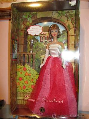 Barbie, Campus Sweetheart, Gold Label Barbie Collector.