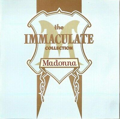 The Immaculate Collection - Madonna (Album) [CD]