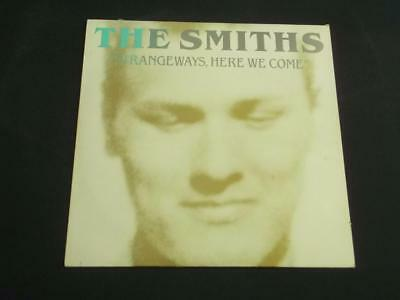 The Smiths Strangeways Here We Come Seafoam Mis-Press Super Obscure Uk 1St