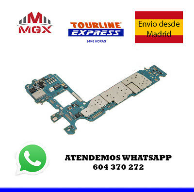 Placa Base Motherboard Samsung Galaxy S7 Edge SM-G935F 32 GB Libre España