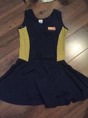 Netball dress size 8 with knickers attached and sown in