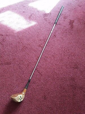 Lillywhite Frowd 2 De Luxe Vintage Golf club RARE
