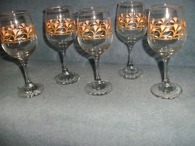 Very Rare Spring Bouquet Wine Glasses - Matches Biltons Range